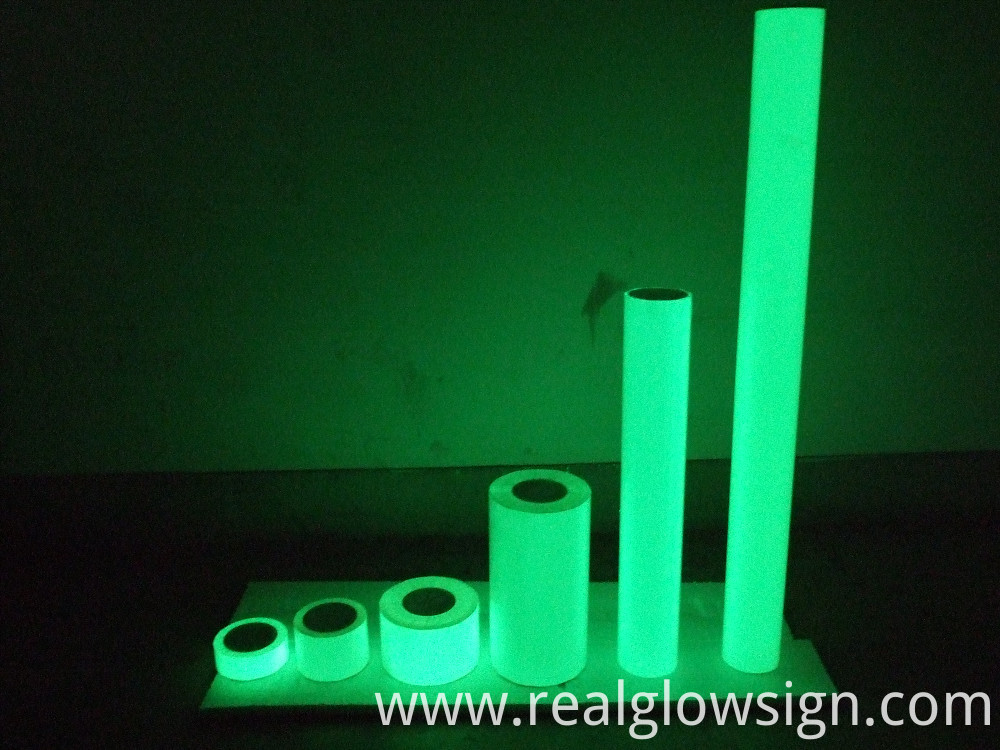 realglow photoluminescent vinyl film